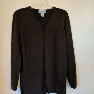 Pendleton women's wool sweater Vintage